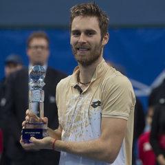 Norbert Gombos vyhral turnaj v Bratislave.