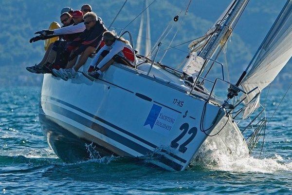 Vyvažovanie lode v podaní Zvolenčanov