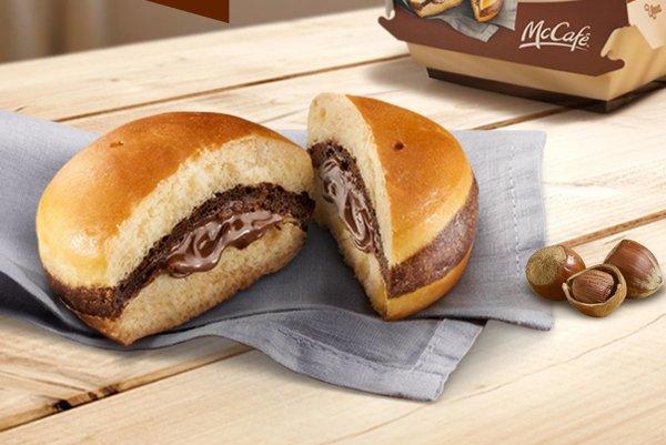 Najnovší hamburger v Taliansku neobsahuje mäso.