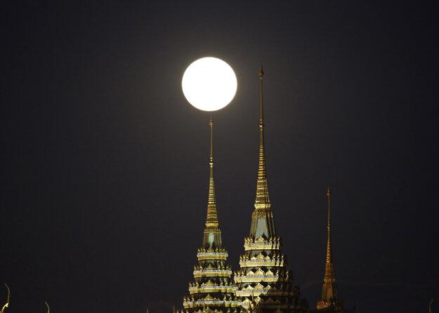 Bangkok - Kráľovský palác.