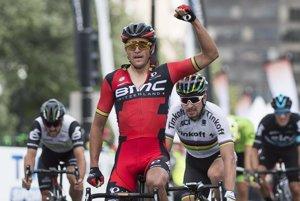 Tento rok na pretekoch Grand Prix v Montreale porazil Greg van Avermaet v priamom súboji aj Petra Sagana.