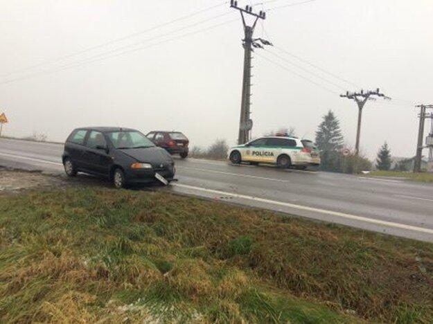 Nehoda pri Vidinej.