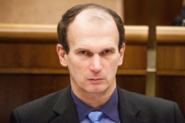 Poslanec Štefan Kuffa.