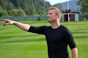Jaroslav Kaprál. Hrajúci tréner FK 1931 Hranovnica.