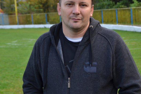 Michal Domik.