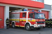 Michalovskí hasiči sa dočkali zmodernizovanej budovy.