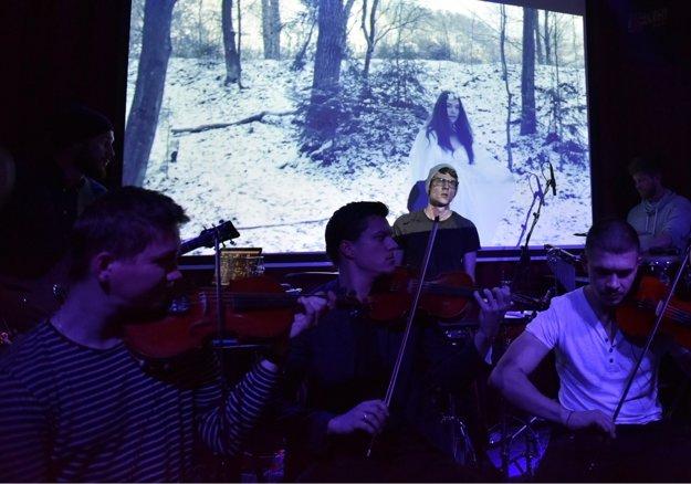 Fallgrapp mal v Prešove premiéru.