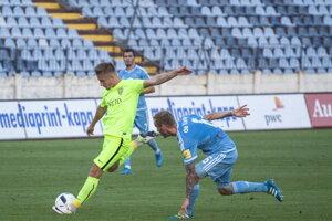 V prvom vzájomnom zápase vyhral Slovan. Uspeje v druhom Žilina?