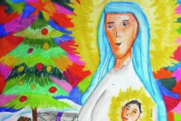 Za najkrajšie vianočné obrázky dostane desať výhercov bohatú nádielku pod stromček.