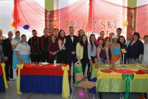 Títo študenti a pedagógovia pripravili program podujatia.