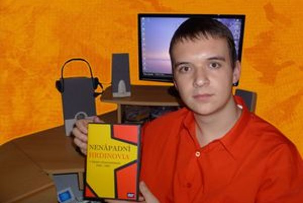 Ivan Foltan zaujal Ústav pamäti národa svojím dokumentom Svedectvo času.