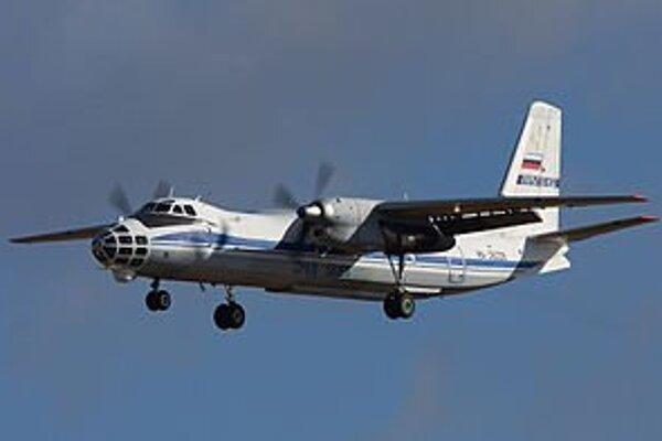 Lietadlo An-30B.
