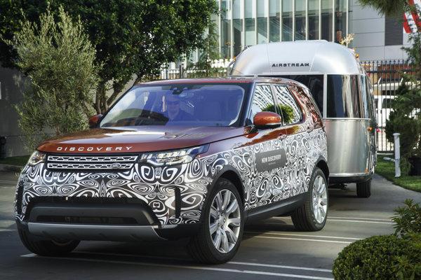 Nitra dostane nový Land Rover Discovery