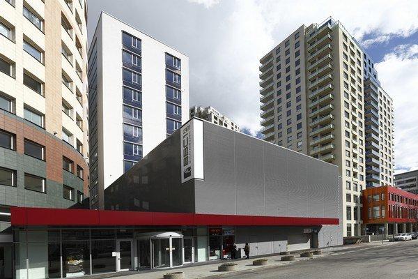 Novým nájomcom budova ponúka zdravšie pracovné prostredie.