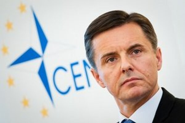 Štátny tajomník Ministerstva obrany SR Miloš Koterec.