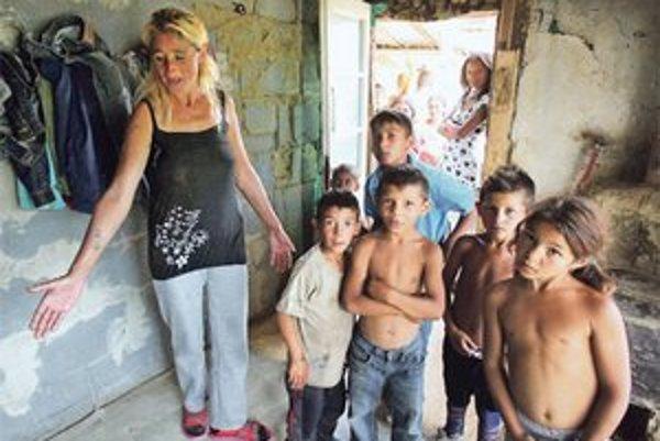 Rómky sa od rodiny do zamestnania dostanú len výnimočne.