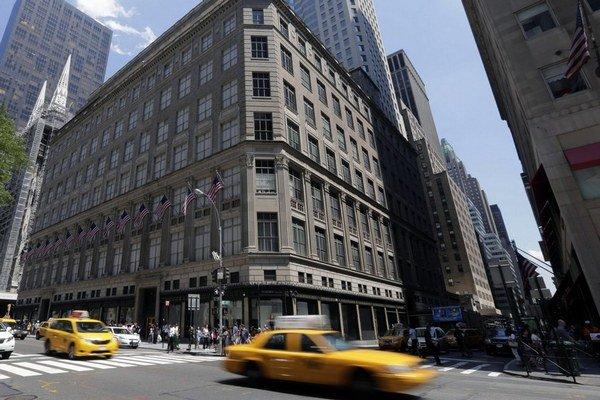 Piata avenue v New Yorku