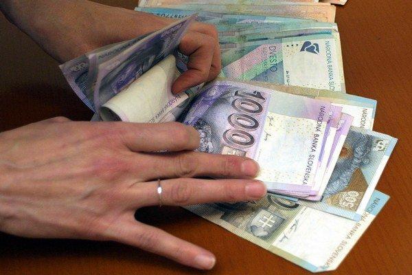 V novembri minulého roka banky dali úvery na bývanie za 18,96 miliardy eur. Medzimesačne je to nárast o 212,6 milióna eur.