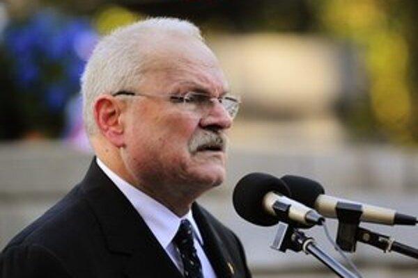 Prezident Ivan Gašparovič navštívil Dánsko.