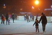 Verejné korčuľovanie bude každý deň od 10. do 20. hodiny.
