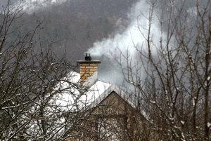 V období po revolúcii, keď na Slovensku zdražel plyn, došlo k znečisteniu ovzdušia, lebo ľudia začali viac kúriť biologickým palivom, ktoré naopak zlacnelo.