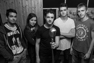 Mladá kremnická kapela Virvar spolu funguje už päť rokov.