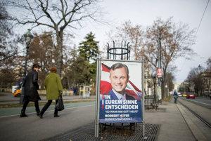 Viedeň štyri dni pred rakúskymi voľbami. Uskutočnia sa už v nedeľu 4. decembra.