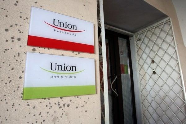 Zdravotná poisťovňa Union.