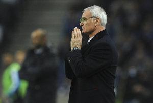 Claudio Ranieri, minuloročný víťaz ankety FIFA vďaka zisku anglického titulu s Leicesterom.