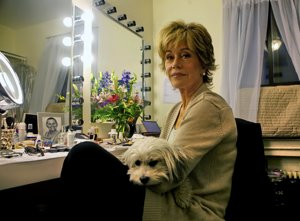 Americká herečka Jane Fondová (80)