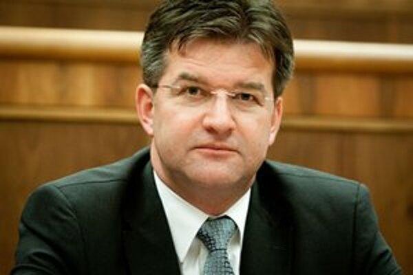 Miroslav Lajčák kritizoval svojho predchodcu.