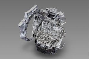 Nová 8-stupňová automatická prevodovka