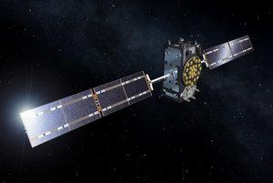 Jedna z družíc systému Galileo.