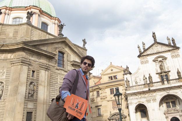 Bollywoodska produkcia v Prahe