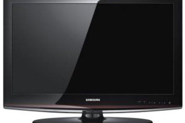 Hlavnou cenou je LCD televízor.