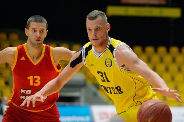 Tomáš Mrviš v drese Interu Bratislava.