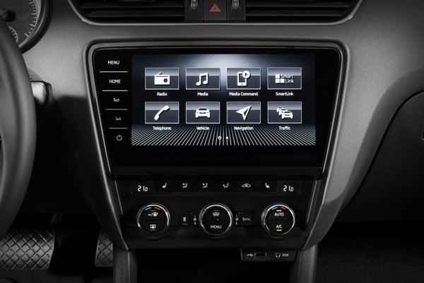 Modernizovaná Škoda Octavia ponúkne online služby Škoda Connect