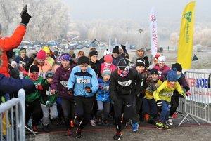 Na Vodné dielo Žilina prišli bežci z viacerých krajín.