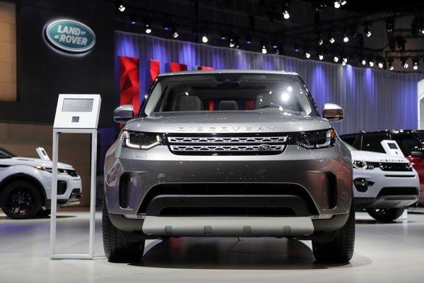 Vnitrianskom závode britskej automobilky Jaguar Land Rover, ktorý je vo výstavbe od septembra, sa bude vyrábať nová verzia vozidla Land Rover Discovery.