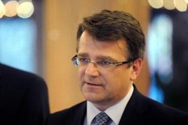 Minister zdravotníctva Ivan Uhliarik.