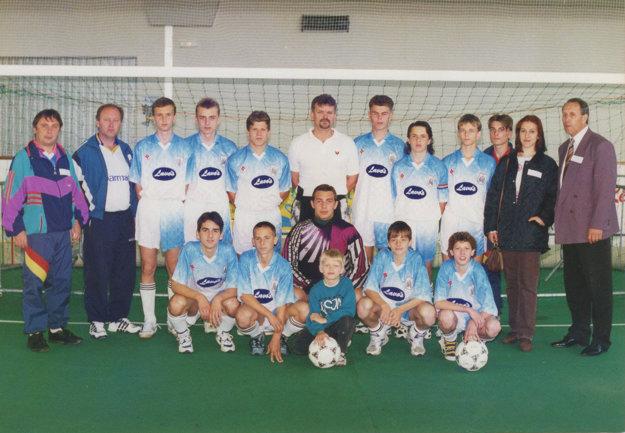 Pavol Straka svýberom športového gymnázia vo Francúzsku.