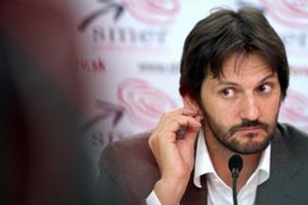 Kaliňákovi v Žiline pomáha s organizovaním prednášok  župan Juraj Blanár (Smer).