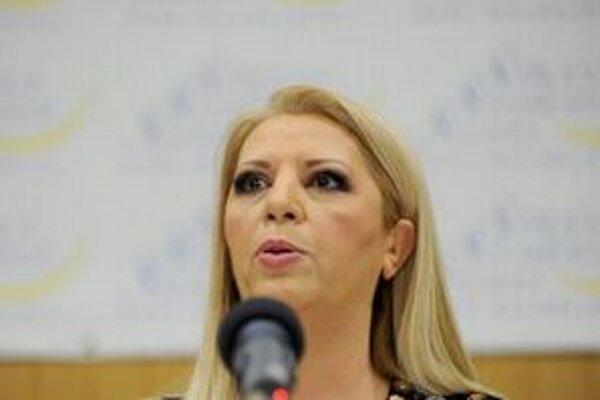 Nora Mojsejová si myslí, že podanie obžaloby je presne načasované na predvolebnú kampaň.