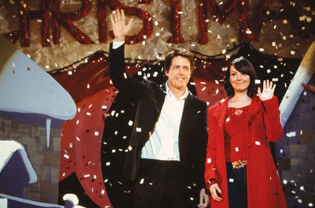 Lásku nebeskú pozerajú počas Vianoc na celom svete. Hugh Grant sa však sám sebe vo filmoch protiví.