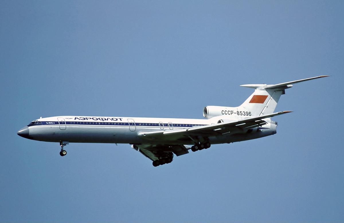 bae16ffd00712 Chronológia havárií ruských lietadiel - Svet SME