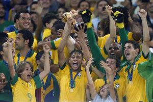 Pohár konfederácií naposledy ovládli hráči Brazílie.