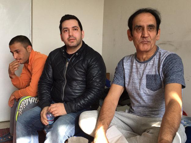 V decembri sa 21-ročný Navid Mohammedi, 35-ročný Mohsen Amiri a 57-ročný Javed Hakimi vrátili z Nemecka do Afganistanu. Opäť musia začať nový život.
