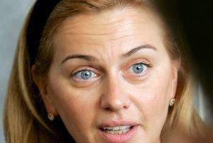 Europoslankyňa Smeru Monika Flašíková-Beňová.