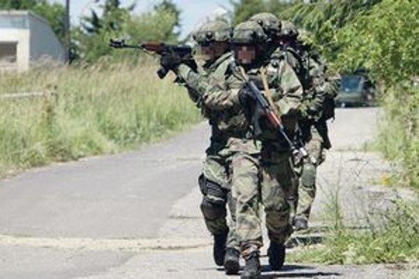 Pluk špeciálneho určenia v júnovom cvičení na Lešti nacvičoval akcie s americkými jednotkami.