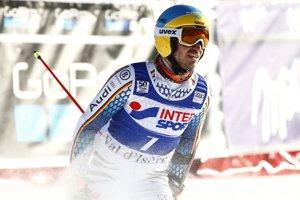 Felix Neureuther je popredným nemeckým slalomárom.